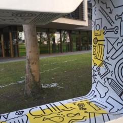 Kunstwerk project Elde