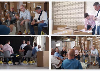 Event logistiek platform 's-Hertogenbosch